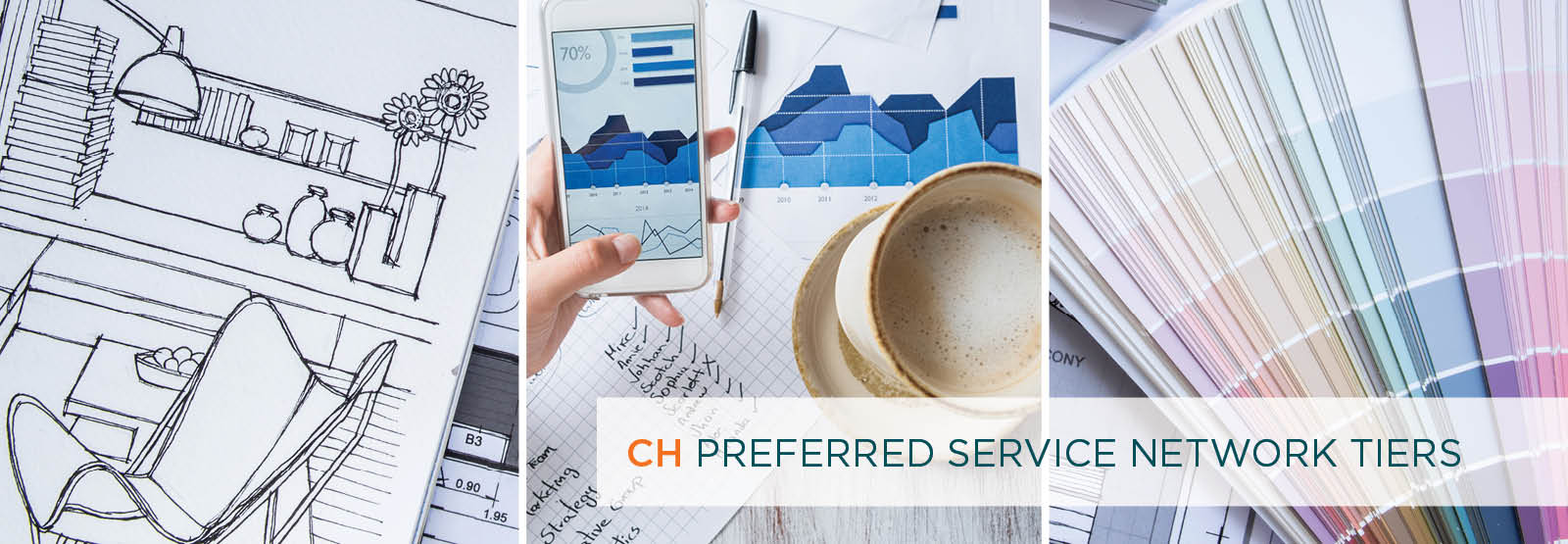 Preferred Service Network Promotional Tiers