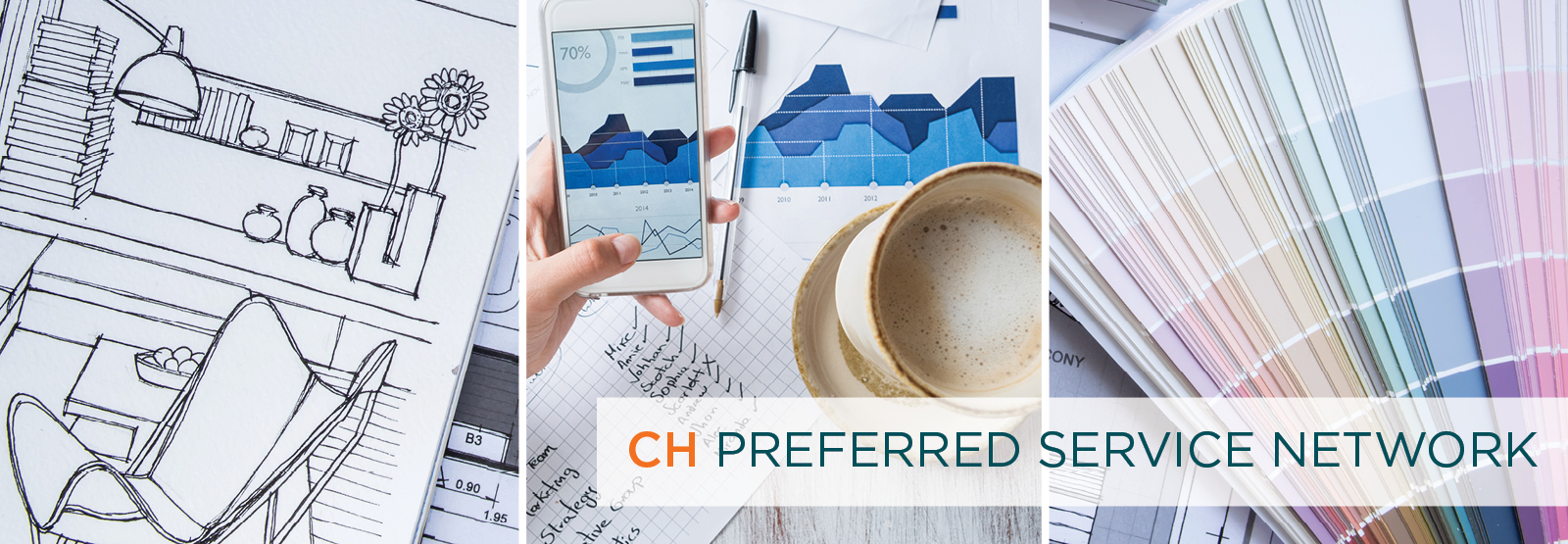 Crummack Huseby Preferred Vendor Program