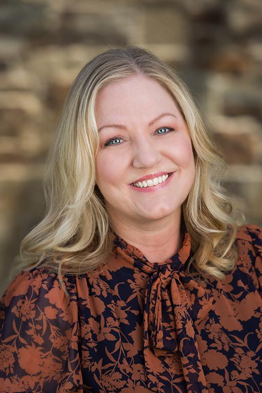 Christine Hulka, Director of Large Scale Management