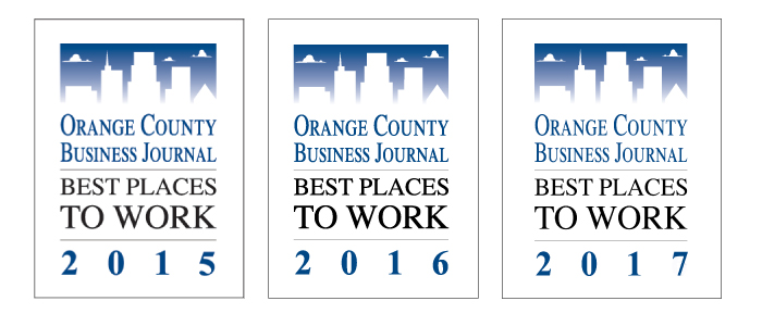 We Are One Of Oc S Business Journals Best Places To Work In Orange County